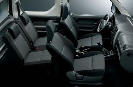 Suzuki Jimny 1.3 JLX AB AC WINCHE - Galería destacados 0