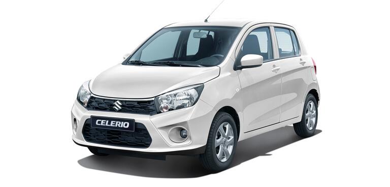 Suzuki Celerio GLX Sport AC BT - Galería interior - imágen 6
