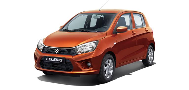 Suzuki Celerio GLX Sport AC BT - Galería interior - imágen 8