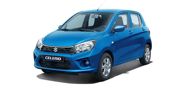 Suzuki Celerio GA - Galería interior - imágen 5