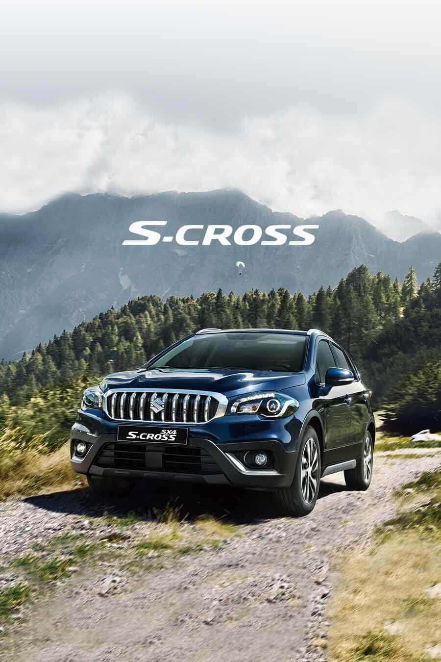 Suzuki Nueva Scross Mobile 01