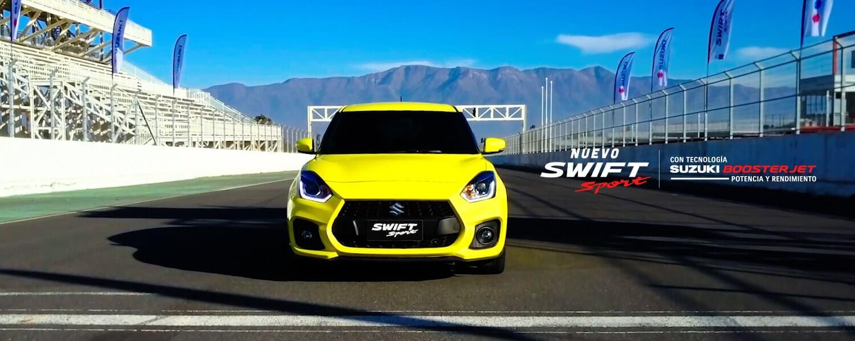 Suzuki Swift Sport 1.4 DIT SPORT