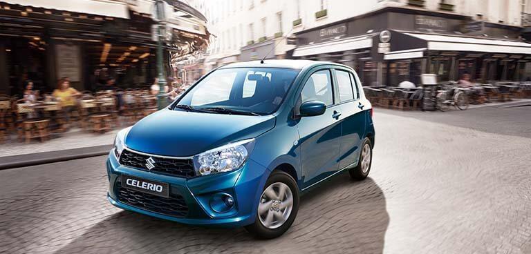 Suzuki Celerio GLX Sport AC BT - Galería interior - imágen 0