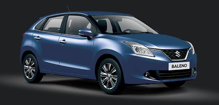 Suzuki Baleno 1.4 GLS - Galería interior - imágen 11