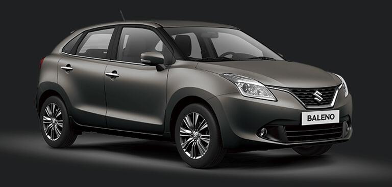 Suzuki Baleno 1.4 AT GLX - Galería interior - imágen 13