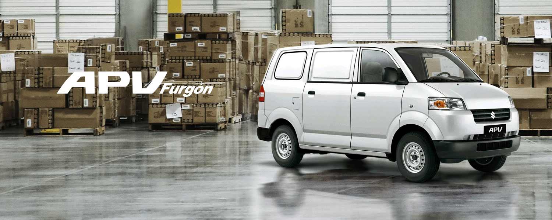 Suzuki APV 1.6 Furgón 1.6 Furgón