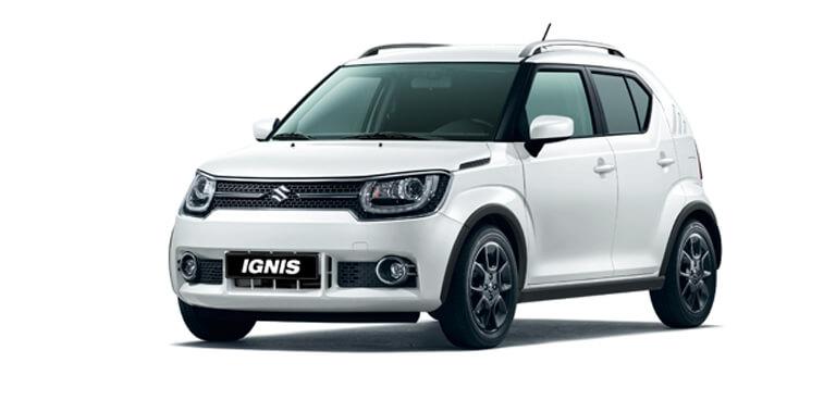 Suzuki Ignis 1.2 GL - Galería interior - imágen 18
