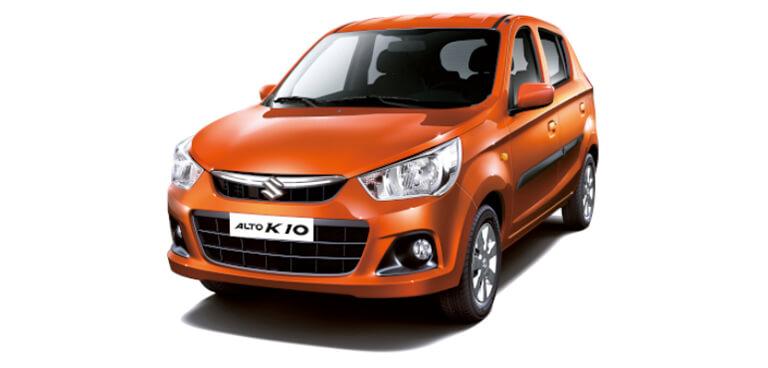 Suzuki Alto K10 1.0 2AB GLX AC - Galería interior - imágen 15