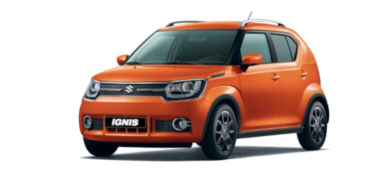 Suzuki Ignis 1.2 GL - Galería interior - imágen 8