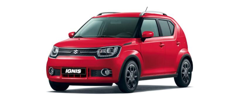 Suzuki Ignis 1.2 GL - Galería interior - imágen 11
