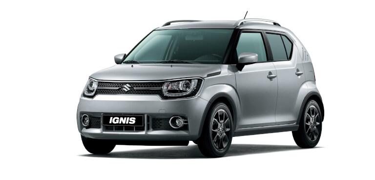 Suzuki Ignis 1.2 AT GLX Bi-tono - Galería interior - imágen 12