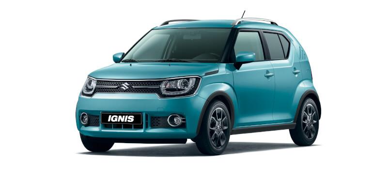 Suzuki Ignis 1.2 GL - Galería interior - imágen 12