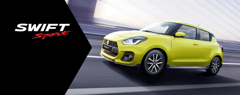 Suzuki Swift Sport 1.4 DIT AT SPORT