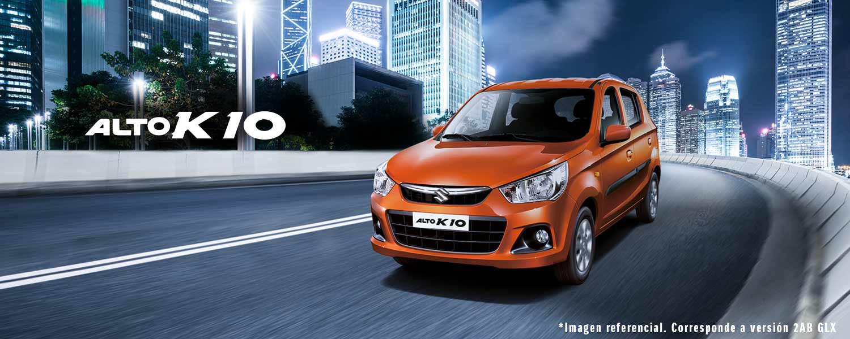 Suzuki Alto K10 1.0 2AB GLX AC
