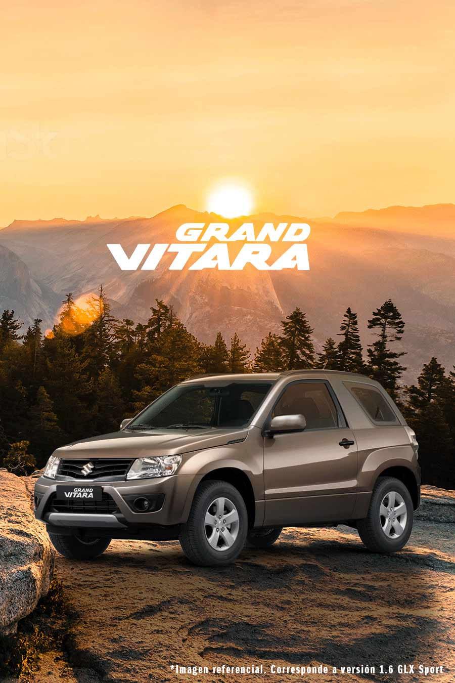 Grand Vitara - Suzuki