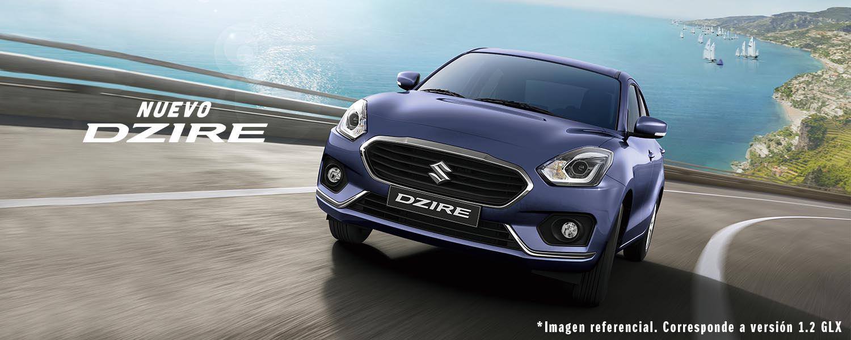 Suzuki Dzire 1.2 AT GLX