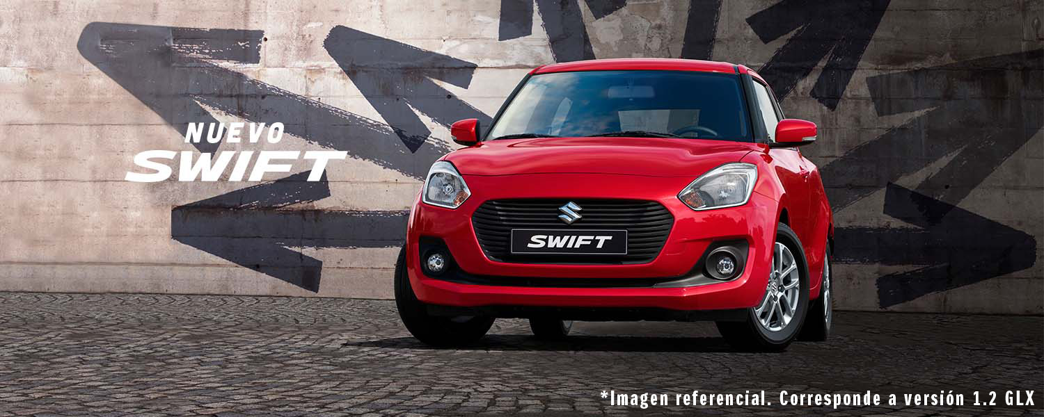 Suzuki Nuevo Swift 1.2 AT GLX Bi-tono