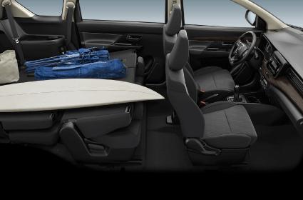 Suzuki Nuevo Ertiga 1.5 AT GLX - Galería destacados 0