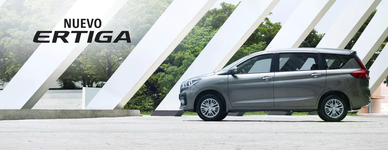 Suzuki Nuevo Ertiga 1.5 AT GLX