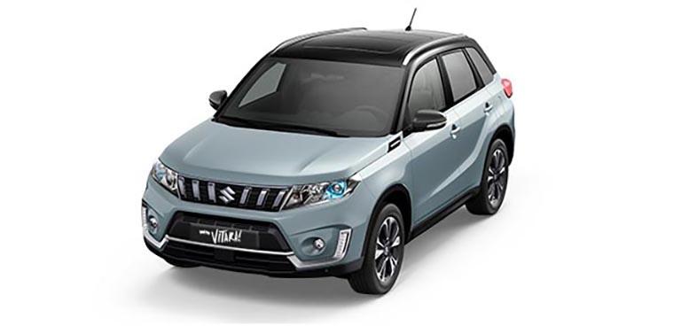 Suzuki Nuevo Vitara 1.6 AT 4WD GLX - Galería interior - imágen 14