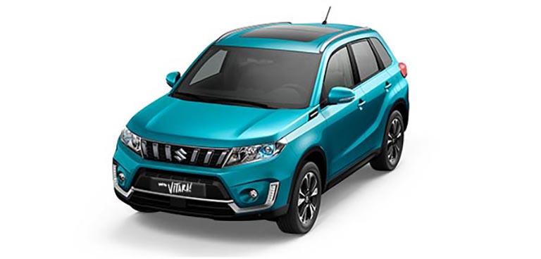 Suzuki Nuevo Vitara 1.6 AT 4WD GLX - Galería interior - imágen 15