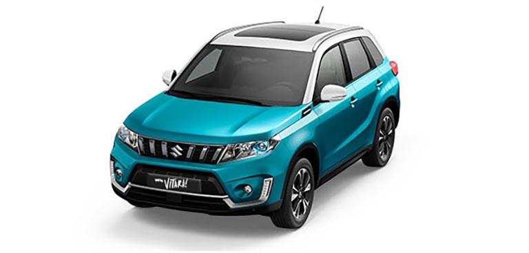 Suzuki Nuevo Vitara 1.6 AT 4WD GLX - Galería interior - imágen 16