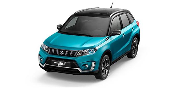 Suzuki Nuevo Vitara 1.6 AT 4WD GLX - Galería interior - imágen 17