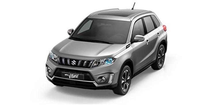 Suzuki Nuevo Vitara 1.6 AT 4WD GLX - Galería interior - imágen 20