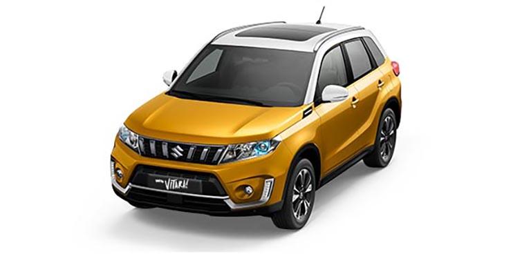 Suzuki Nuevo Vitara 1.6 AT 4WD GLX - Galería interior - imágen 22