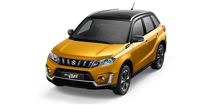 Suzuki Nuevo Vitara 1.6 AT 4WD GLX - Galería interior - imágen 23