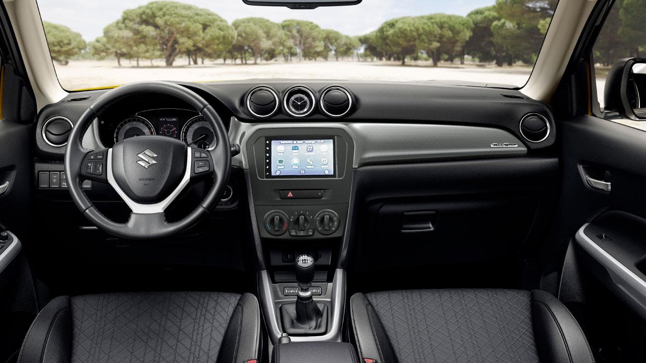 Suzuki Nuevo Vitara 1.6 AT 4WD GLX - Galería interior - imágen 0