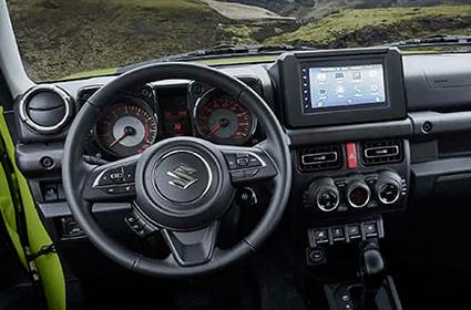 Suzuki Nuevo Jimny 1.5 AT GLX - Galería destacados 0