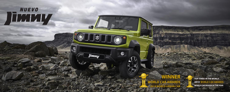 Suzuki Nuevo Jimny 1.5 GLX