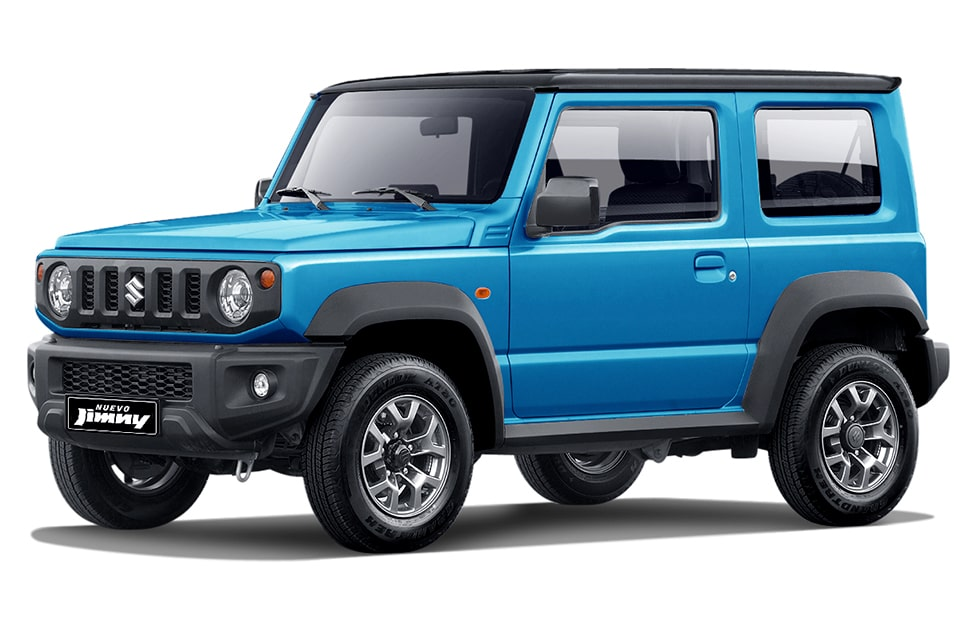 Suzuki Nuevo Jimny 1.5 AT GLX - Galería interior - imágen 16