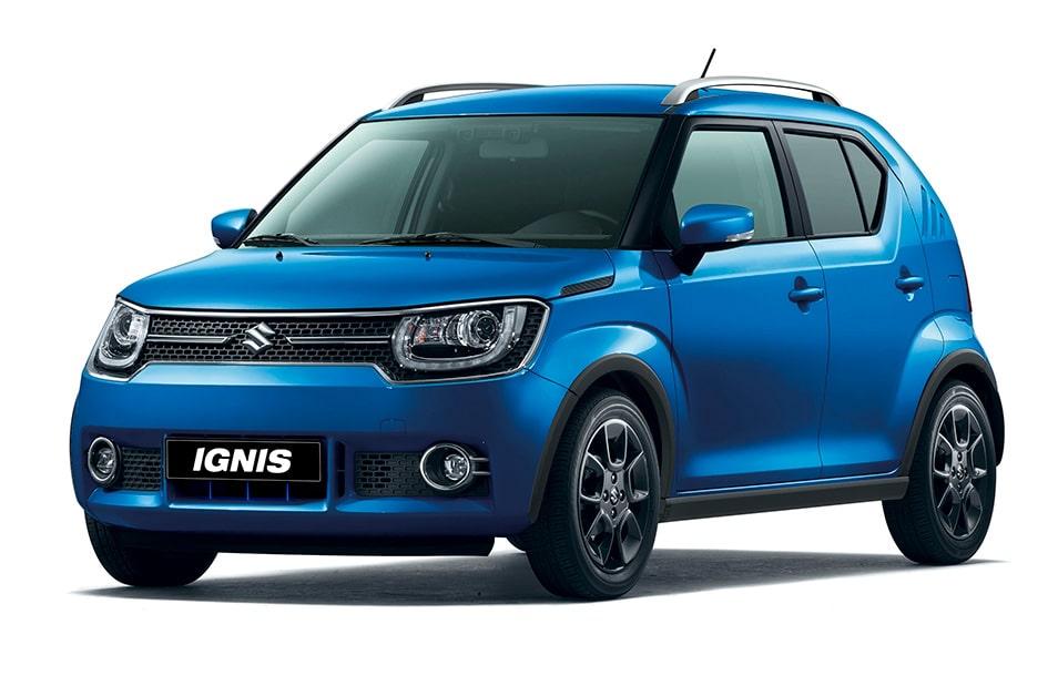 Suzuki Ignis 1.2 AT GLX Bi-tono - Galería interior - imágen 22