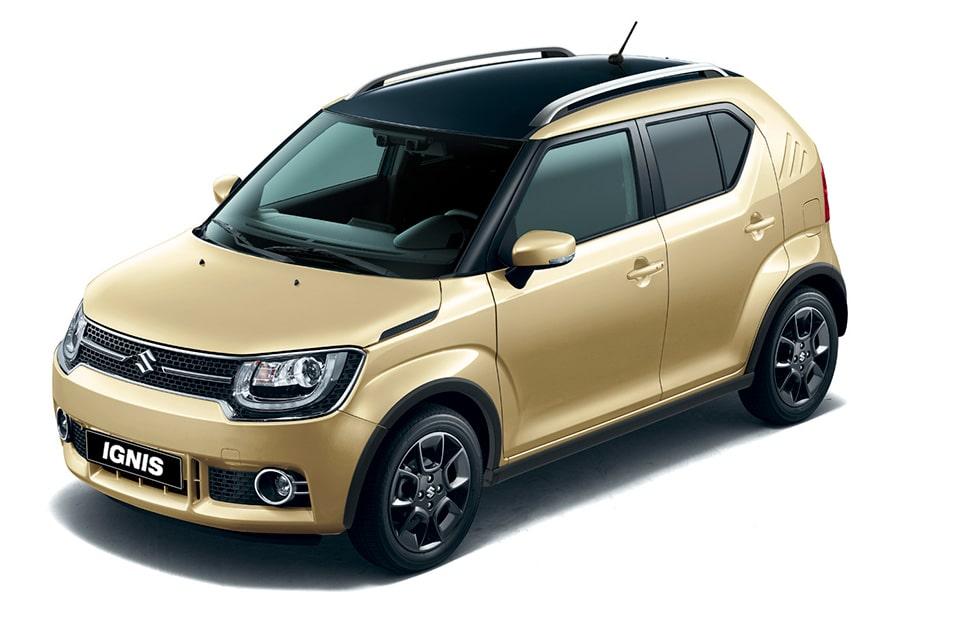 Suzuki Ignis 1.2 AT GLX Bi-tono - Galería interior - imágen 11