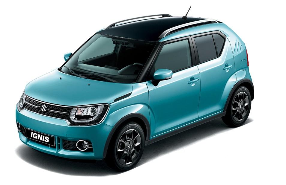 Suzuki Ignis 1.2 AT GLX Bi-tono - Galería interior - imágen 13