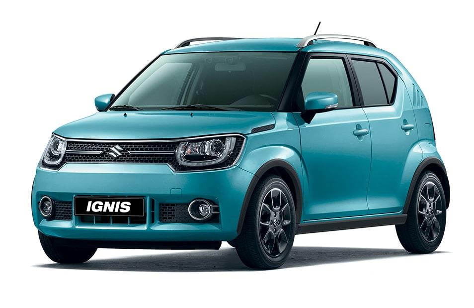Suzuki Ignis 1.2 AT GLX Bi-tono - Galería interior - imágen 14