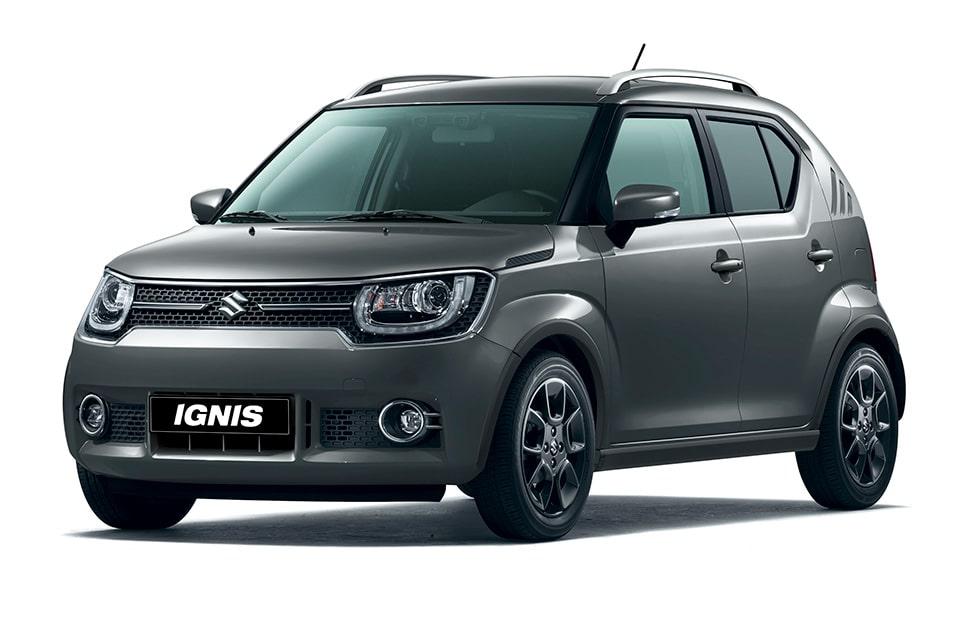 Suzuki Ignis 1.2 AT GLX Bi-tono - Galería interior - imágen 15