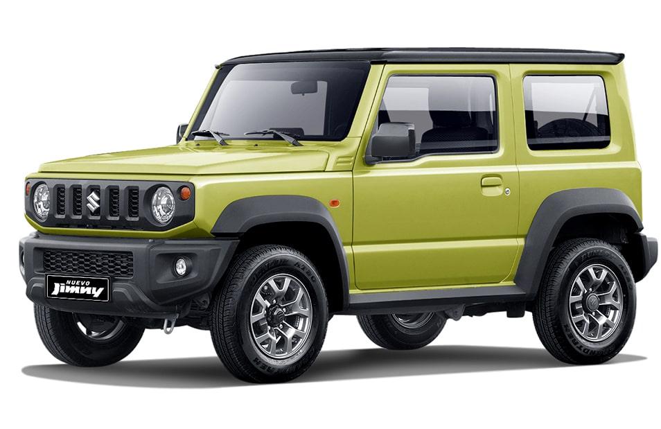 Suzuki Nuevo Jimny 1.5 AT GLX - Galería interior - imágen 19