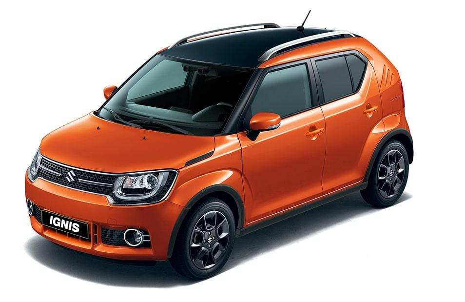 Suzuki Ignis 1.2 AT GLX Bi-tono - Galería interior - imágen 16