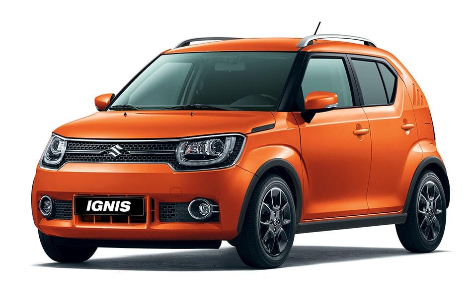 Suzuki Ignis 1.2 AT GLX Bi-tono - Galería interior - imágen 17