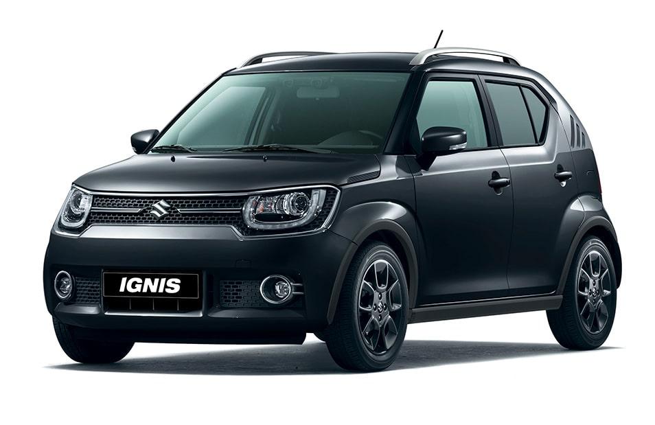 Suzuki Ignis 1.2 AT GLX Bi-tono - Galería interior - imágen 18