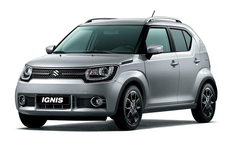 Suzuki Ignis 1.2 AT GLX Bi-tono - Galería interior - imágen 19