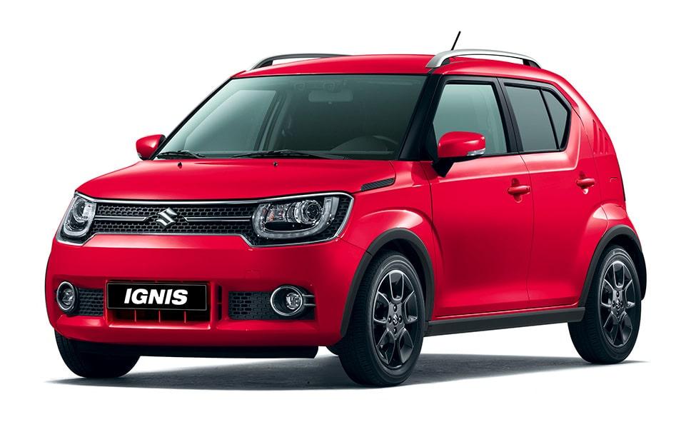 Suzuki Ignis 1.2 AT GLX Bi-tono - Galería interior - imágen 21