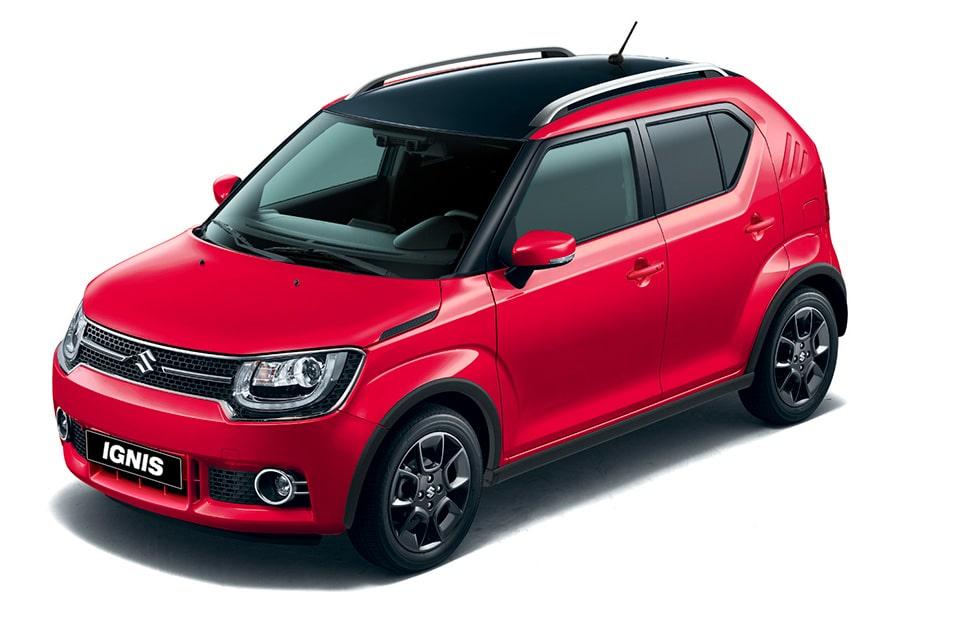Suzuki Ignis 1.2 AT GLX Bi-tono - Galería interior - imágen 20