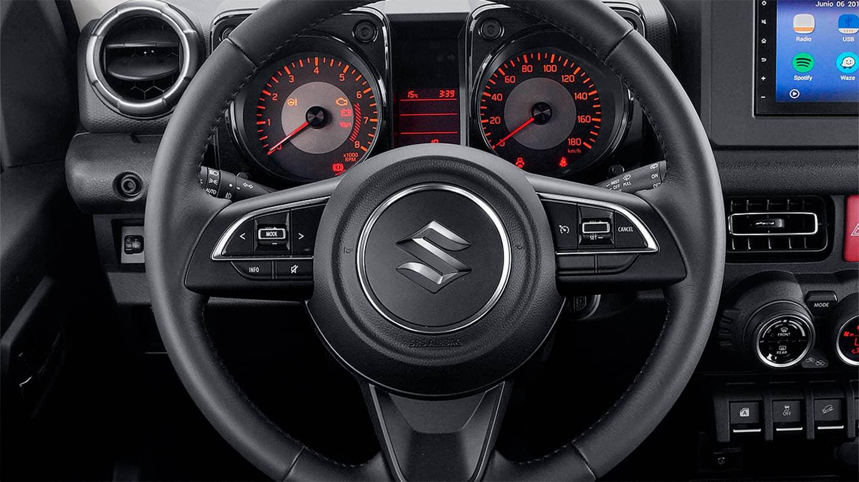 Suzuki Nuevo Jimny 1.5 AT GLX - Galería interior - imágen 0