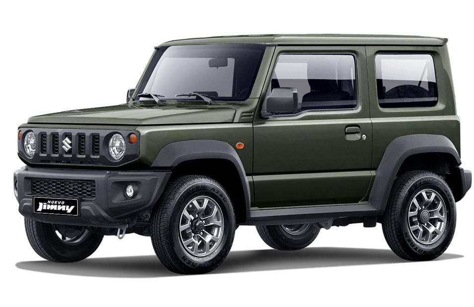 Suzuki Nuevo Jimny 1.5 AT GLX - Galería interior - imágen 23