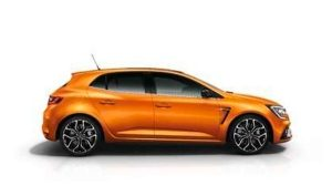 Renault Nuevo Megane RS