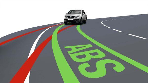 Renault SYMBOL, Sistemas de asistencia al conductor